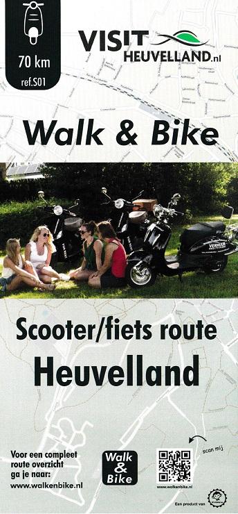 Walk & Bike Scooterroutes